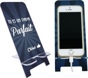 Support Téléphone Tu es un Papa Parfait - Mod.16 - Cadeau personnalise personnalisable - 1