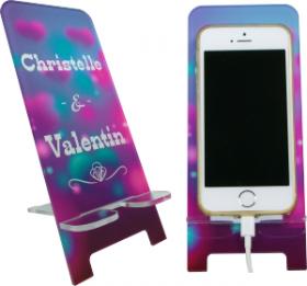 Support Téléphone - Mod.18 - Cadeau personnalise personnalisable - 1