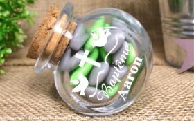 Bonbonnière mod.1 - Boite à dragées - Cadeau personnalise personnalisable - 1