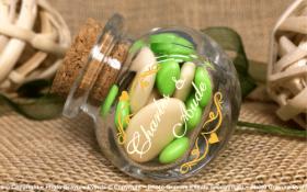 Bonbonnière mod.11 - Boite à dragées - Cadeau personnalise personnalisable - 1