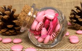 Bonbonnière mod.12 - Boite à dragées - Cadeau personnalise personnalisable - 1