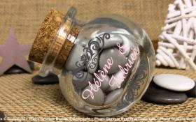 Bonbonnière mod.13 - Boite à dragées - Cadeau personnalise personnalisable - 1