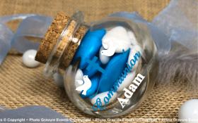 Bonbonnière mod.14 - Boite à dragées - Cadeau personnalise personnalisable - 1