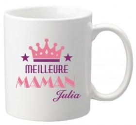 Mug Meilleure Maman (ref.70) - Cadeau personnalise personnalisable - 1