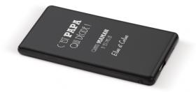 .Batterie de Téléphone Externe - Papa qui décide - Cadeau personnalise personnalisable - 1