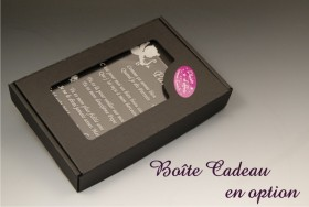 Poème Papa - Mod. Fée - Cadeau personnalise personnalisable - 2