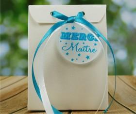 Boite de Chocolat - Merci Maître - Cadeau personnalise personnalisable - 1