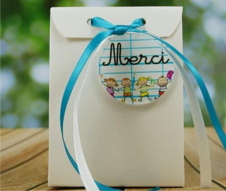 ..Boite de Chocolat Merci - Cadeau personnalise personnalisable - 1