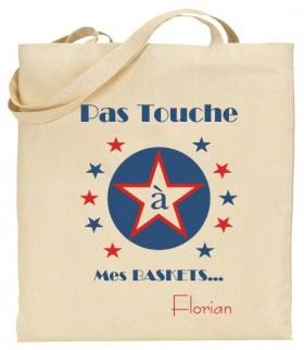 Tote Bag Etoile - Mod. 10 - Cadeau personnalise personnalisable - 1
