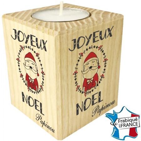 Porte Bougie personnalisable (mod2) Gravure Events - Cadeau personnalisé - 1