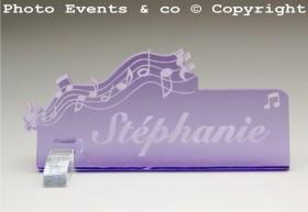 Marque Place Musique - Cadeau personnalise personnalisable - 8