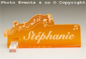 Marque Place Musique - Cadeau personnalise personnalisable - 13