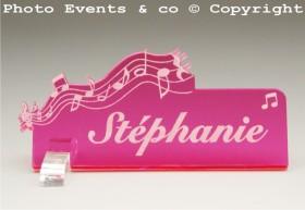 Marque Place Musique - Cadeau personnalise personnalisable - 7