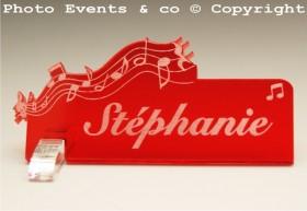 Marque Place Musique - Cadeau personnalise personnalisable - 9
