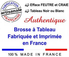 copy of Brosse à Tableau Maîtresse - Mod. E Gravure Events - Cadeau personnalisé - 2