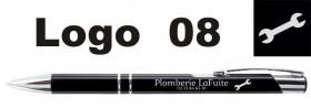 Stylo Publicitaire personnalisé avec LOGO - Cadeau personnalise personnalisable - 5