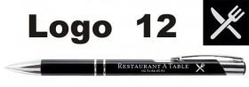 Stylo Publicitaire personnalisé avec LOGO - Cadeau personnalise personnalisable - 9