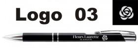 Stylo Publicitaire personnalisé avec LOGO - Cadeau personnalise personnalisable - 19