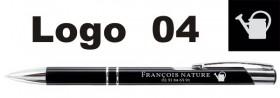 Stylo Publicitaire personnalisé avec LOGO - Cadeau personnalise personnalisable - 20