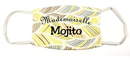Masque Personnalisé Mod.A - Cadeau personnalise personnalisable - 1