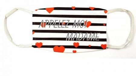 Masque Mod.i Appelez-moi Madame - Cadeau personnalise personnalisable - 1
