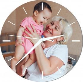 Horloge mamie - fête des grands mères