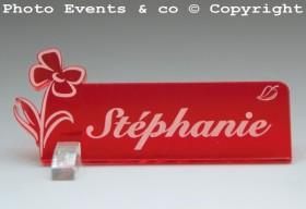 Marque Place Fleur - Cadeau personnalise personnalisable - 10