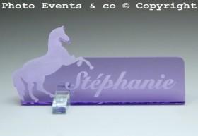 Marque Place Equitation - Cadeau personnalise personnalisable - 7