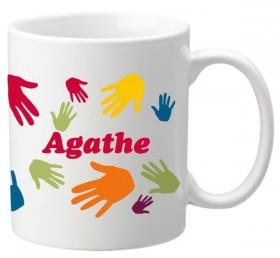 .Mug Mod.47 - Cadeau personnalise personnalisable - anniversaire - fete - 1