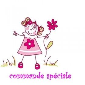 COMMANDE SPECIALE - Cadeau personnalise personnalisable - 1