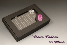 Poème Nounou - Mod. Cerf - Cadeau personnalise personnalisable - 2