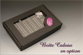 Poème Nounou - Mod. Ange - Cadeau personnalise personnalisable - 2