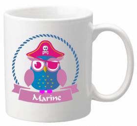 .Mug Mod.45 - Fille - Cadeau personnalise personnalisable - 1