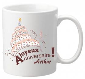.Mug Mod.30 - Cadeau personnalise personnalisable - 1