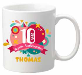 .Mug Mod.31 - Cadeau personnalise personnalisable - 1