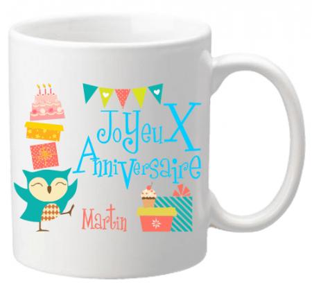 .Mug Mod.32 - Cadeau personnalise personnalisable - 1