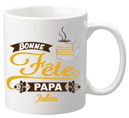 Mug Papa Mod.25 - Cadeau personnalise personnalisable - 1