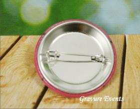 Carte postale Badge - Veux tu être ma Marraine (Mod BMr) Gravure Events - Cadeau personnalisé - 4