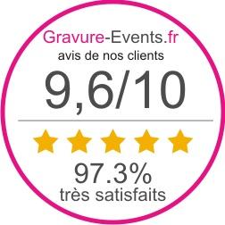 Avis Clients Gravure Events